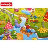 Коврик игровой Dwinguler Dino Land