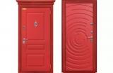 """Входная дверь в частный дом """"Окленд"""""""