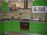 Кухня-МДФ эмаль